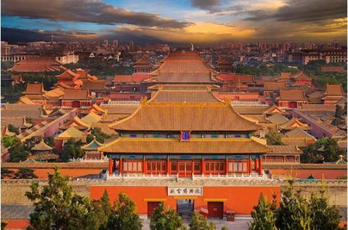 中国古代琉璃瓦色彩使用等级原来有那么多的讲究