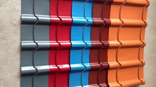 琉璃瓦是如何烧制成颜色多彩的?(已解决)
